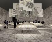 Hokusai exhibit 2021 at Tokyo Midtown
