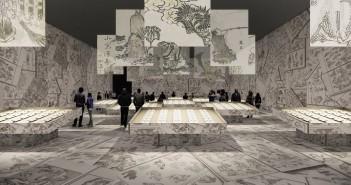 Hokusai exhibit 2021 at Tokyo Midtown | amuzen